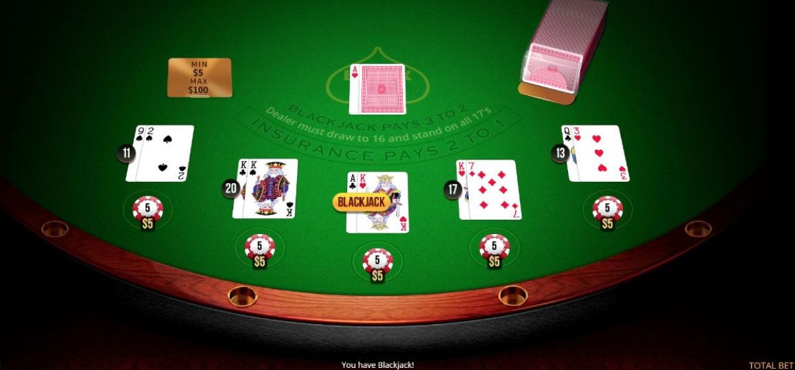21 لعبة ورق